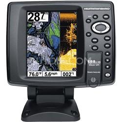 "688ci HD DI 5"" Color Screen GPS/Sonar Combo Fishfinder"