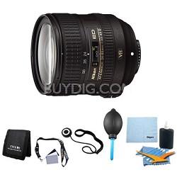 AF-S NIKKOR 24-85mm f/3.5-4.5G ED VR Lens (2204) Lens Kit Bundle