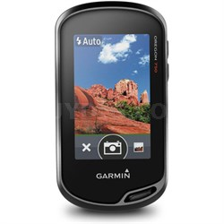 Oregon 750 Handheld GPS with Built-In Wi-Fi, Camera & Bluetooth