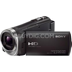 HDR-CX330/B Full HD 60p Camcorder