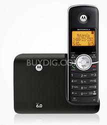 L301 DECT 6.0 Cordless Phone - Black