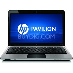 "Pavilion 14.0"" dm4-1277sb Notebook PC Intel Core i5-460M Processor"
