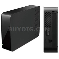 4TB DriveStation USB 3 HDD