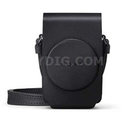 Genuine leather case for DSC-RX100M4