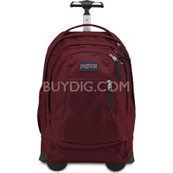 Driver 8 Wheeled Backpack - Viking Red (TN89)