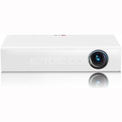 LG PB63U - 3D-Ready WXGA LED Projector with Tuner and WiFi Ready