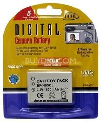 NP-95 1800mah Lithium Battery f/ Fuji Finepix F30