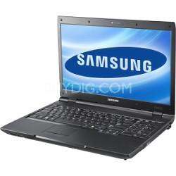"P580 15.6"" LED Notebook - Core i3 i3-370M 2.40 GHz - Black"
