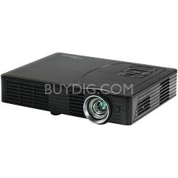 ML500 Mobile LED Projector, WXGA 1280 x 800 Resolution, 500 Lumens Factory RFB