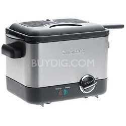 CDF-100 Compact Deep Fryer