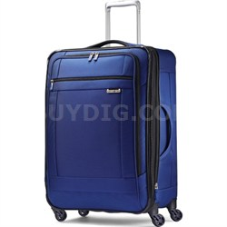 "SoLyte 25"" Expandable Spinner Upright Suitcase Luggage - True Blue"