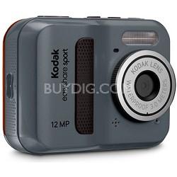 EasyShare Sport C123 12MP Grey Waterproof Dustproof Digital Camera