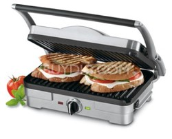 GR-3 Griddler Jr 3-in-1 Nonstick Countertop Grill