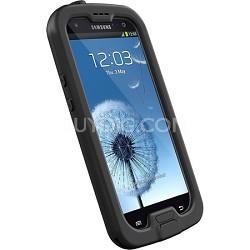 Samsung Galaxy S3 Nuud Case - Black