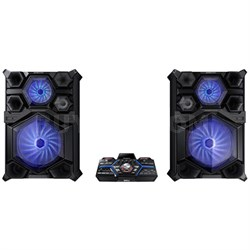 MX-JS9500 Giga Sound System with 18-inch Woofer, 4000 Watts