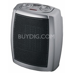 Safeheat Ceramic Heater with Adjustable Thermostat