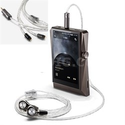 PEF23 Custom IEM 2-Pin 2.5mm Balanced Cable by Crystal Next
