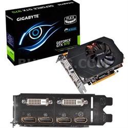 GeForce GTX 970 GV XOC-4GD Graphics Card - GV-N970IXOC-4GD