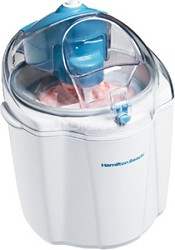 68320 1-1/2-Quart Capacity Ice Cream Maker - White
