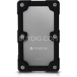 Juice Pack Ruggedized Quick Charge Battery for iPhone, iPod and iPad (6000 mAh)