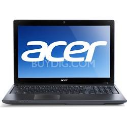 """Aspire AS5560-SB613 15.6"""" Notebook PC - AMD Quad-Core A8-3500M Acc Proc"""