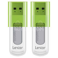 JumpDrive S50 32 GB USB Flash Drive Two Pack