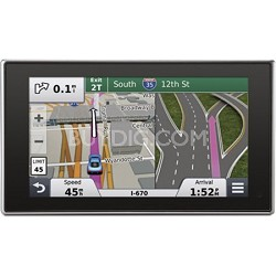 """nuvi 3597LMTHD 5"""" Bluetooth GPS Navigation System with Lifetime Maps and Traffic"""
