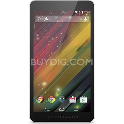 7 G2-1311 J4Y28AA#ABA 7-Inch 8 GB Tablet - Silver