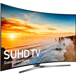 UN78KS9800 - 78-Inch Curved 4K SUHD HDR 1000 Smart LED TV - KS9800 9-Series