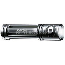 RG102A - Rouge 1 Flashlight - Titanium Gray