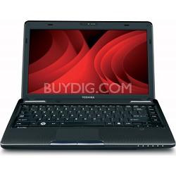 """Satellite 13.3"""" L635-S3100 Notebook PC - Gray Intel Pentium P6200 Processor"""