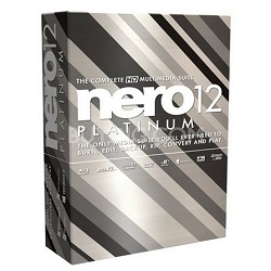 Nero 12 Platinum Entertainment Multimedia Suite