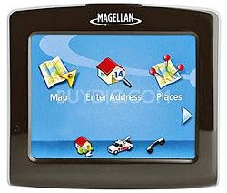 Maestro 3250 Portable Car GPS Navigation System - Open Box