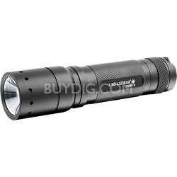 LED Lenser TAC TORCH LED Flashlight, Black