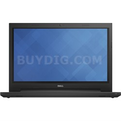 "Inspiron 15 15.6"" HD i3552-4040BLK 500GB HDD Intel Celeron N3050 Notebook PC"