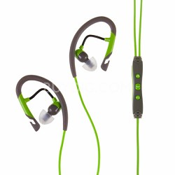 IMAGE A5i Sport In-Ear Headphones with 3-Button Mic and Remote