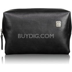T-Tech Forge Devon Leather Travel Kit 054198D - Black