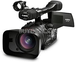 XH A1 HD Camcorder