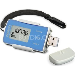 HJ-323USB Pedometer with Web-Based Solution