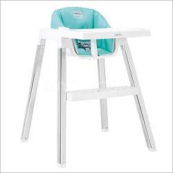 Club Lightweight High Chair (Aqua)