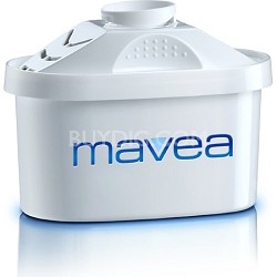 Maxtra Replacement Filter for Mavea Water Filtration Pitcher - 1 Pack