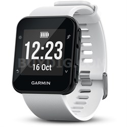 Forerunner 35 GPS Running Watch & Activity Tracker - White