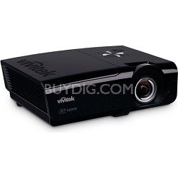 D950HD 3000 Lumen 1080p Data and Home Theater Projector - Factory Refurbished