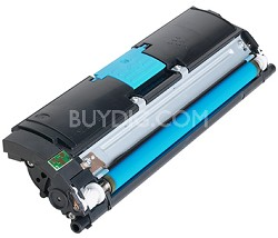 Standard Capacity (Cyan) Toner Yields approx. 1500 Prints magicolor 2430