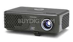 TDP-XP2U Mobile Projector - 2500 ANSI lumens Brightness