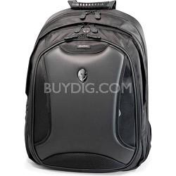 "Alienware Orion M18x Ballistic Nylon 18.4"" Black Laptop Backpack (ScanFast)"