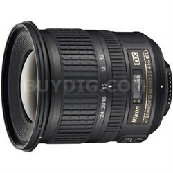 AF-S DX NIKKOR 10-24mm f/3.5-4.5G ED Lens - OPEN BOX