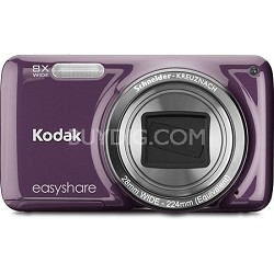 "EasyShare M583 14MP 3.0"" LCD Purple Digital Camera"