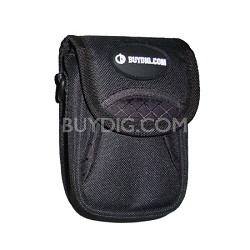 DP15-BDG Ultra-Compact Design Digital Camera Deluxe High Quality Carrying Case