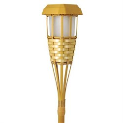 Bamboo Party Torch LED Light - 91206